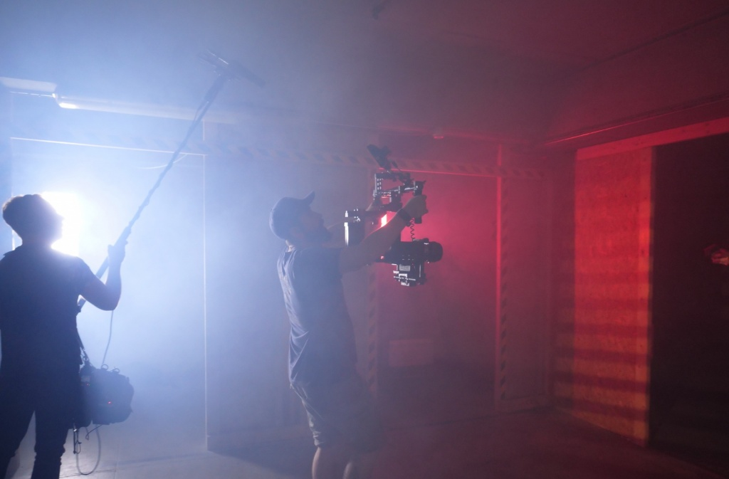 Video Marketing Project - RED EPIC-W Helium on Ronin