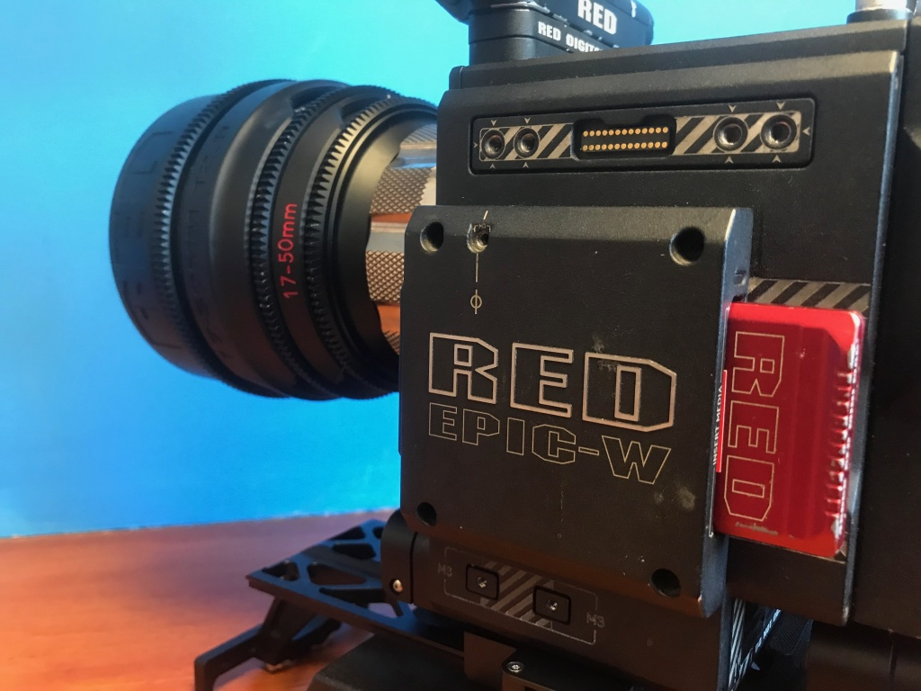 Video Production Lenses RED PRO Zoom RED Epic W
