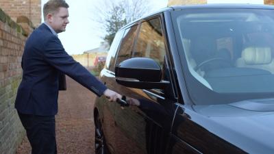 Video Testimonial - James in car
