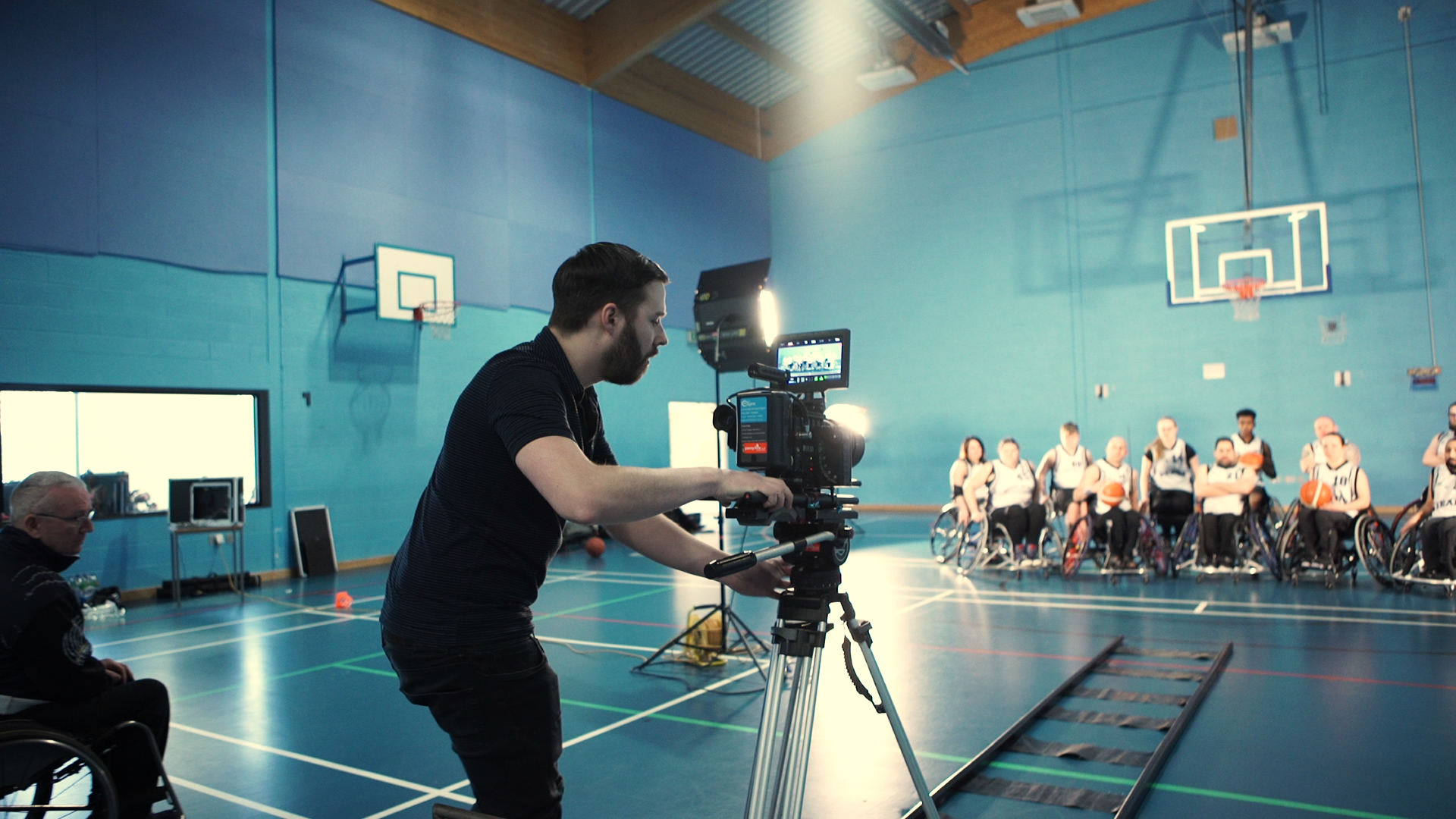 Collaborative Video Marketing - Film Division and Creative Tweed