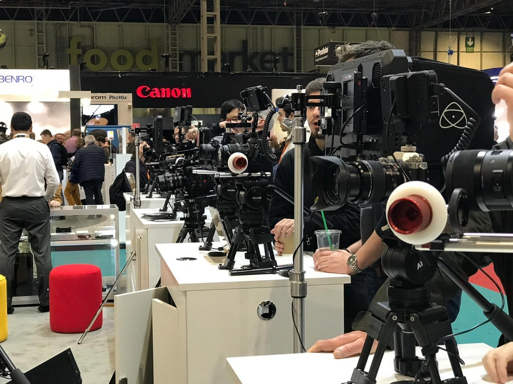 Video Marketing Technology - Camera