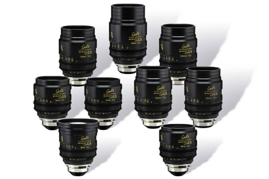 Cooke Lenses S4
